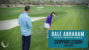 dale abraham chipping lesson