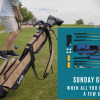 sunday golf bag
