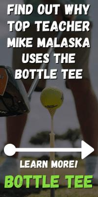 Bottle Tee Vert