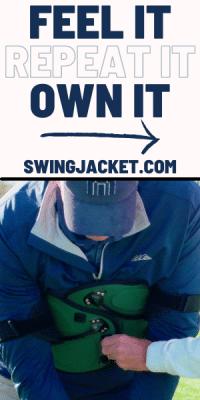 Swing jacket banner vert