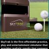 SkyTrak Banner Vert
