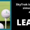 SkyTrak Banner