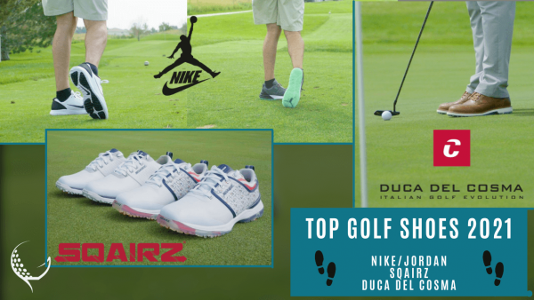 top golf shoes 2021